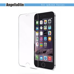 Iphone Glass Screen Guard Australia - TOP 9H tempered glass For iphone 8 X 4 4s 5 5s 5c SE 6 6s plus 7 7S 7plus screen protector guard film case Phone Bag+ Cloth