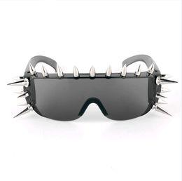 01e733576f Plastic Party sunglasses online shopping - Unisex Retro Designer Sunglasses  Rivet Square Oversized Plastic Metal Frame