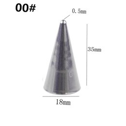 $enCountryForm.capitalKeyWord NZ - 1PC NEW Useful Leaves Nozzles Cake Decorating Cooking Tools Stainless Steel Icing Piping Tips Nozzles Pastry Cream Cupcake