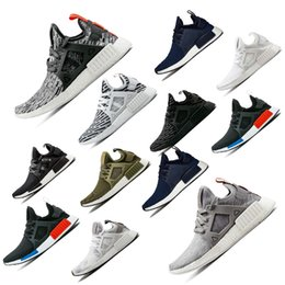Duck shoes women online shopping - Hot Sale XR1 Runner Duck Camo Green X City Sock R1 Wool Top quality Fashion Running Shoes For Men Women Size eur