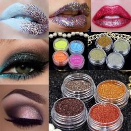 Orange Glitter Australia - 2018 new 24 Colors 1pcs Eyeshadow with Eye Primer Luminous Eye Shadow Band Stage Makeup Matte Shadow Glitter Cosmetics