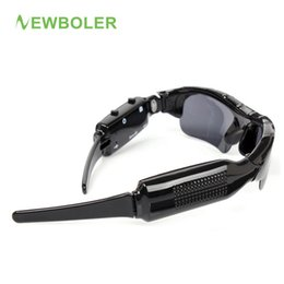 Discount video sunglasses - NEWBOLER Cycling Eyewear Sports Camcorder Digital Video Recorder Mobile Glasses Bike Bicycle Sunglasses Outdoor Hiking G