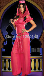 Discount sexy indian woman costumes - New Sexy Adult Indian Belly Dancing Dancer Cloth Bollywood Dance Dress Southern Belle Halloween Cosplay Costume For Woma