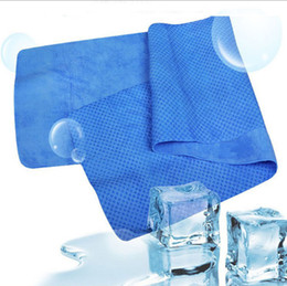 China Cold Towels 80*17CM Sport Cooling Towels Sweat Summer Ice Towel Ice Cool Towel High Quality Hypothermia suppliers