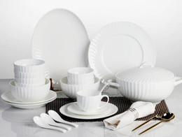 Опт 16шт керамическая белая посуда для настройки diy