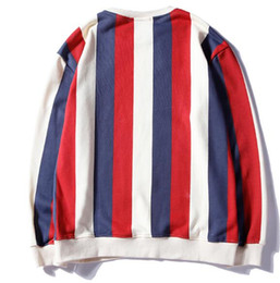 Striped ShirtS for women online shopping - 2018 mens womens designer t shirts autumn winter GCCC brand Print hoodie O neck long sleeve men s Clothing tops for man woman GQHY