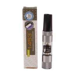 Chinese  100% Original Justfog 1453 atimizer 1.6ml Capacity 14mm Diameter Anti Leakage System 1453 Atomizer for Vape Electronic cigarette 2245022 manufacturers