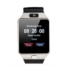 $enCountryForm.capitalKeyWord Australia - DZ09 Smart Watch Bluetooth Smartwatches Wristband for Android Watch Smart SIM Intelligent Mobile Phone Sleep State Cradle
