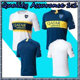 b9e341c6e Thailand AAA quality 2018 19 Argentine super league Boca Juniors Soccer  Jerseys new season  5GAGO CARLITOS TEVEZ HOME AWAY football uniforms