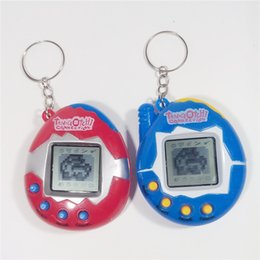 Wholesale Tamagotchi Digital Pets Retro Game egg shells Vintage Virtual Cyber Pets Funny Toy Mini E Pets for Child Kids Adult Christmas Gift NEW