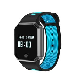 $enCountryForm.capitalKeyWord UK - HOT QW11 Smart Bracelet Heart Rate Monitor Wristband IP67 Waterproof Fitness Pedometer Blood Pressure Tracker For IOS Android in Retail Box