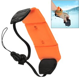 $enCountryForm.capitalKeyWord NZ - For Go Pro Accessories Diving Swimming Floating Bobber Hand Wrist Strap for GoPro HERO5 HERO4 Session HERO 5 4 3+ SJ4000 D20 D30
