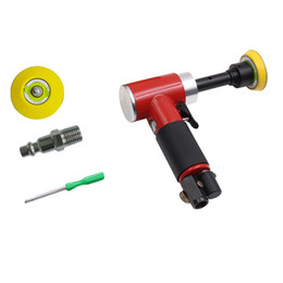 "air sanders 2019 - 2"" 3"" Mini Air Sander Kit Random Orbital Angle Sander 15000 RPM Pneumatic Polisher Tool Polishing Machine Sand"