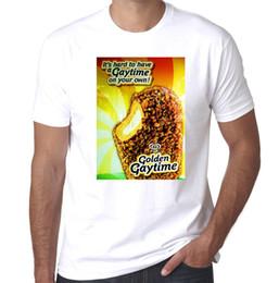 $enCountryForm.capitalKeyWord Canada - Gaytime Ice Cream Australian mens printed tshirt Gift Print T-shirt Hip Hop Tee T Shirt NEW ARRIVAL
