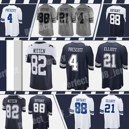 Dallas Cowboys 4 Dak Prescott 21 Ezekiel Elliott 82 Jason Witte 90 DeMarcus  Lawrence 55 Leighton Vander Esch 22 Emmitt Smith 88 Dez Bryant fbf4c0c3a