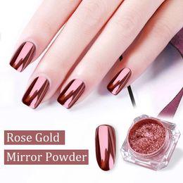 $enCountryForm.capitalKeyWord NZ - MYBORMULA 1 Box 0.2g Rose Gold Magic Mirror Nail Art Glitters Powder Shining Manicure Nail Art Chrome Pigment Decoration