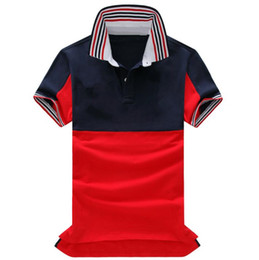 $enCountryForm.capitalKeyWord NZ - Mixed color Big horse New brand polo shirt men fashion Business camisa masculina hombre manga corta marca blouse blusa chemise WNS6008