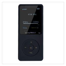 $enCountryForm.capitalKeyWord NZ - 1.8 Inch Screen Lossless HIFI MP3 Music Player FM Recording Pen Sports Walkman Black Pink Green Blue Yellow