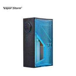 chip cigarettes 2019 - Vapor Storm Raptor Squonk Box Mod BF Electronic Cigarettes Chip Protection Bottom Feeding For BF RDA Atomizer No 18650 B