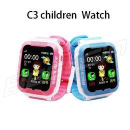 $enCountryForm.capitalKeyWord UK - Fashion Children Smart Watch LBS Waterproof Kids SmartWatch Voice intercom Touch Screen Baby Wristwatch for Apple Android Phone