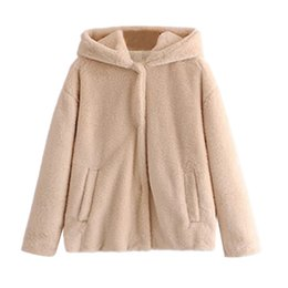 $enCountryForm.capitalKeyWord Canada - Winter Coat Women Fashion Womens Hoodie Women Winter Casual Warm Parka Jacket Solid Outwear Coat Overcoat Outercoat