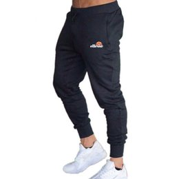 Wholesale New Brand Print Gyms Men Joggers Casual Men Sweatpants Joggers Homme Trousers Sporting Clothing Bodybuilding Pants