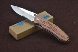 crkt knives 2019 - CRKT B3974 folding knife Camping Survival Gift Knife Outdoor Tools Xmas Gift for man 1pcs cheap crkt knives