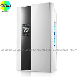 Wholesale Electric Intelligent Dehumidifiers Continuous Drainage Purify Air Dryer Machine Moisture Absorb Home Household Appliances