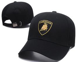 высокое качество Lamborghini cap Гамильтоны подпись snapback шляпа F1 чемпион гонки спорт Бейсбол Шапо автомобиль casquette gorras