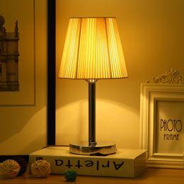 $enCountryForm.capitalKeyWord Australia - Hot Modern Style decorative table lamp led desk light for bedside bedroom Student Reading lights night light indoor lighting E27