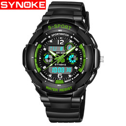 $enCountryForm.capitalKeyWord Australia - Luxury Sports Watch Men Analog Digital Casual Army Sport LED Waterproof Wrist Watches Men Relogio Masculino For Gifts
