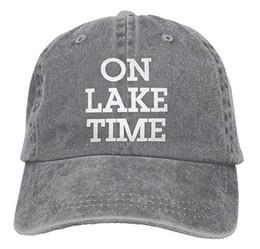 $enCountryForm.capitalKeyWord Canada - On Lake Time Snapback Cotton Cap Multi-color optional