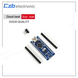 Discount arduino board usb - Mini USB CH340 Nano 3.0 ATmega328P Controller Board Compatible For Arduino Nano CH340 USB Driver V3.0 ATmega328
