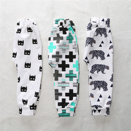 $enCountryForm.capitalKeyWord Canada - baby clothing cute design pants kids girls boys Harem pants Children trousers toddler clothes KIDS TALES new