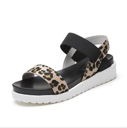 $enCountryForm.capitalKeyWord UK - European and American toe belt is a combination of elastic and elastic belts followed by fashionable black and white Rome sandals EUR 35~40