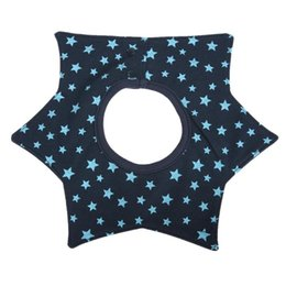wholesale baby bibs kids UK - 1pc Baby Bib Towels 4-Layer 360 Rotate Baby Girl Boy Wear Bibs Waterproof Kids Girls And Boys Cotton Bibs Fashion Accessories