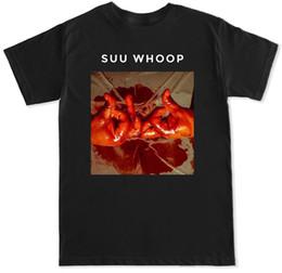 СУ буянить г. 400 все равно вразы Комптон Bompton 4 Hunnid оставаться опасно футболки высокое качество хлопок свободного покроя футболки мужчины Бесплатная доставка на Распродаже