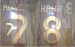 $enCountryForm.capitalKeyWord Australia - 2011-2012 RONALDO KAKA name numbering nameset nameset patch badge