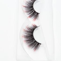 $enCountryForm.capitalKeyWord UK - Seashine 3d silk colorful eyelashes American stylebest quality 3d silk colorful eyelashes false lashes handmade lashes free shipping