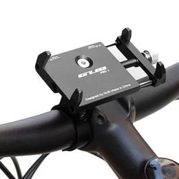 GUB Aluminiumlegierung Fahrrad Handy Halter Navigation Stehen Mountainbike Rennrad Elektrische Motorrad Reitausrüstung