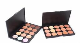 Pro makeuP Palettes online shopping - Professional Colors Concealer Foundation Contour Face Cream Makeup Palette Pro Tool for Salon Party Wedding Daily
