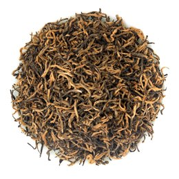 health black tea NZ - Chinese Organic Jin Jun Mei Black Tea Loose Leaf Second Class ,Fujian Red Tea Jinjunmei Health Care