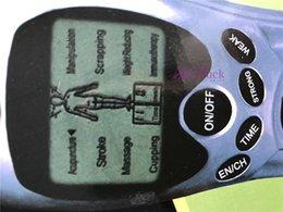 Vente en gros Massage complet de thérapie de Digital de dizaines de corps amincissant le muscle d'impulsion détendent le massage électrique mince 4 électrodes soulagement de la douleur Fitness, avec paquet au détail