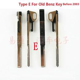 $enCountryForm.capitalKeyWord Canada - For Mercedes Benz smart card key Blade mechanical key small metal key blank car locksmith tool