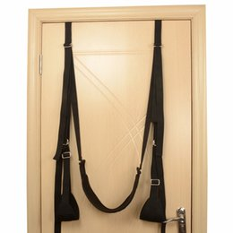 Womens Sexy Bdsm Bondage Door Swing Adult Sm Love Game Fetish Sex Bondage Set Leg Open Spreader Adult Games Sex Toys For Women Clients First Home