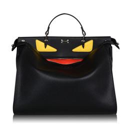 Sac Laptop UK - tisfire monster bags handbags women men famous brand top-handle bag luxury designer Business laptop bag shoulder crossbody sac 2018