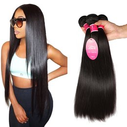$enCountryForm.capitalKeyWord Australia - 8a Mink Brazillian Straight Human Hair Unprocessed Brazilian Peruvian Indian Virgin Hair Extensions Cheap Brazilian Straight Hair Weaves