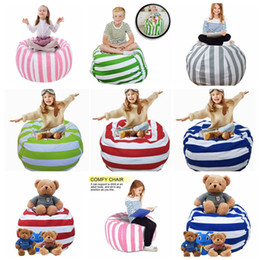 $enCountryForm.capitalKeyWord NZ - 38 Inch Extra Large Stuffed Animal Storage Bean Bag Chair Portable Kids Clothes Toy Storage Bags OOA4639