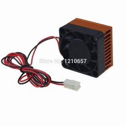 12v fan for cooling 2019 - 20Pieces LOT 1M Wire 40 x 25MM 40mm 12V Brushless 2 Pin Motor Cooling Fan For 3D Printer cheap 12v fan for cooling