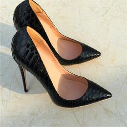 Serpiente Puntiagudos De Online Piel Zapatos htrdxsQC